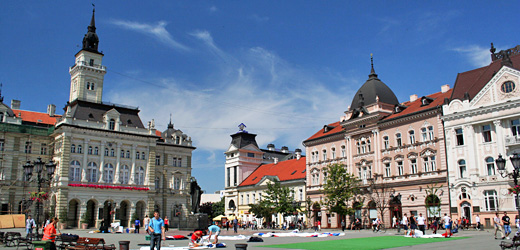 Visit Novi Sad Vodic Kroz Novi Sad